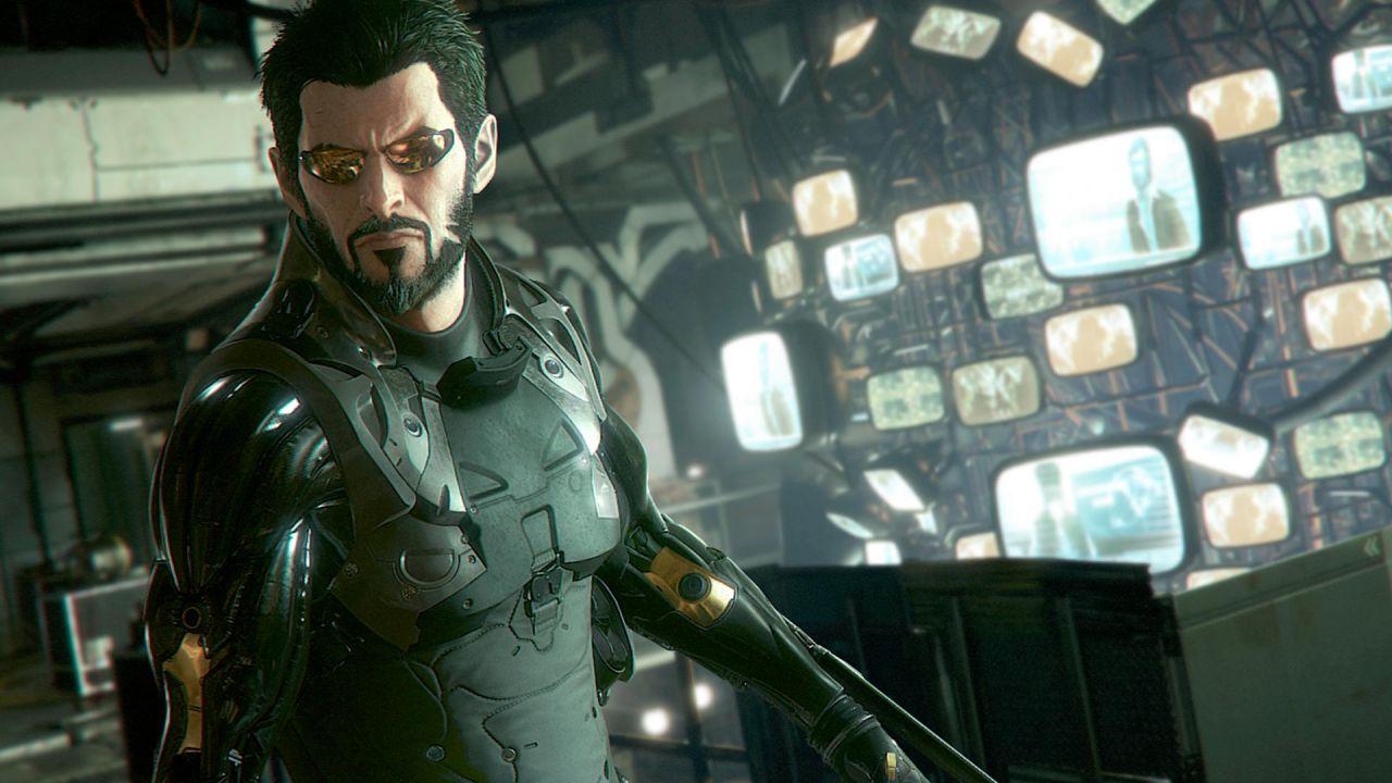 Deus Ex mankind divided A