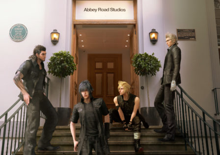 FFXV Live at Abbey Road Studios