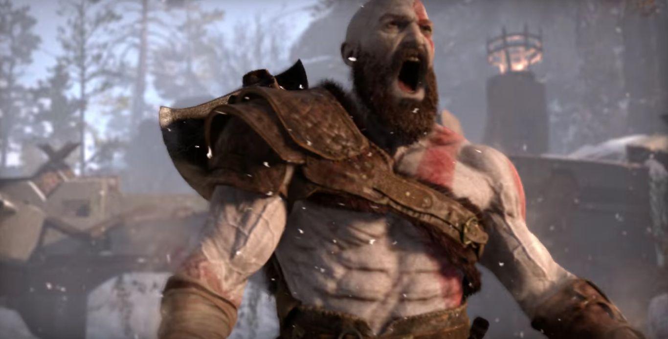 5 minuti di God of War, tra troll ed esplorazione