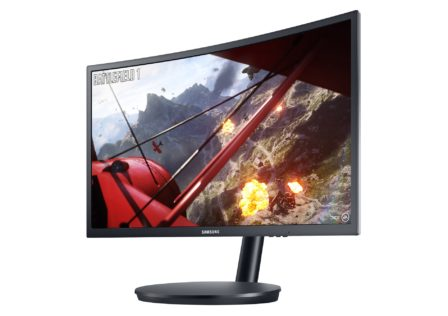 Samsung_Curved Monitor_CFG70