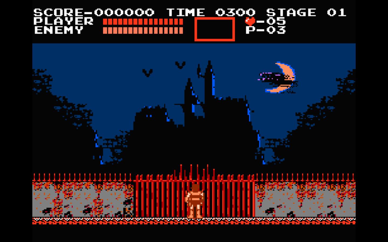 castlevania-castle-entrance