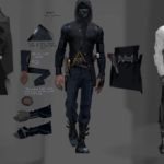corvo-costume-research