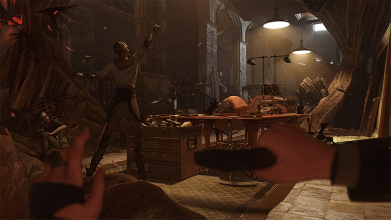 Dishonored 2: Corvo è protagonista assoluto di un nuovo trailer