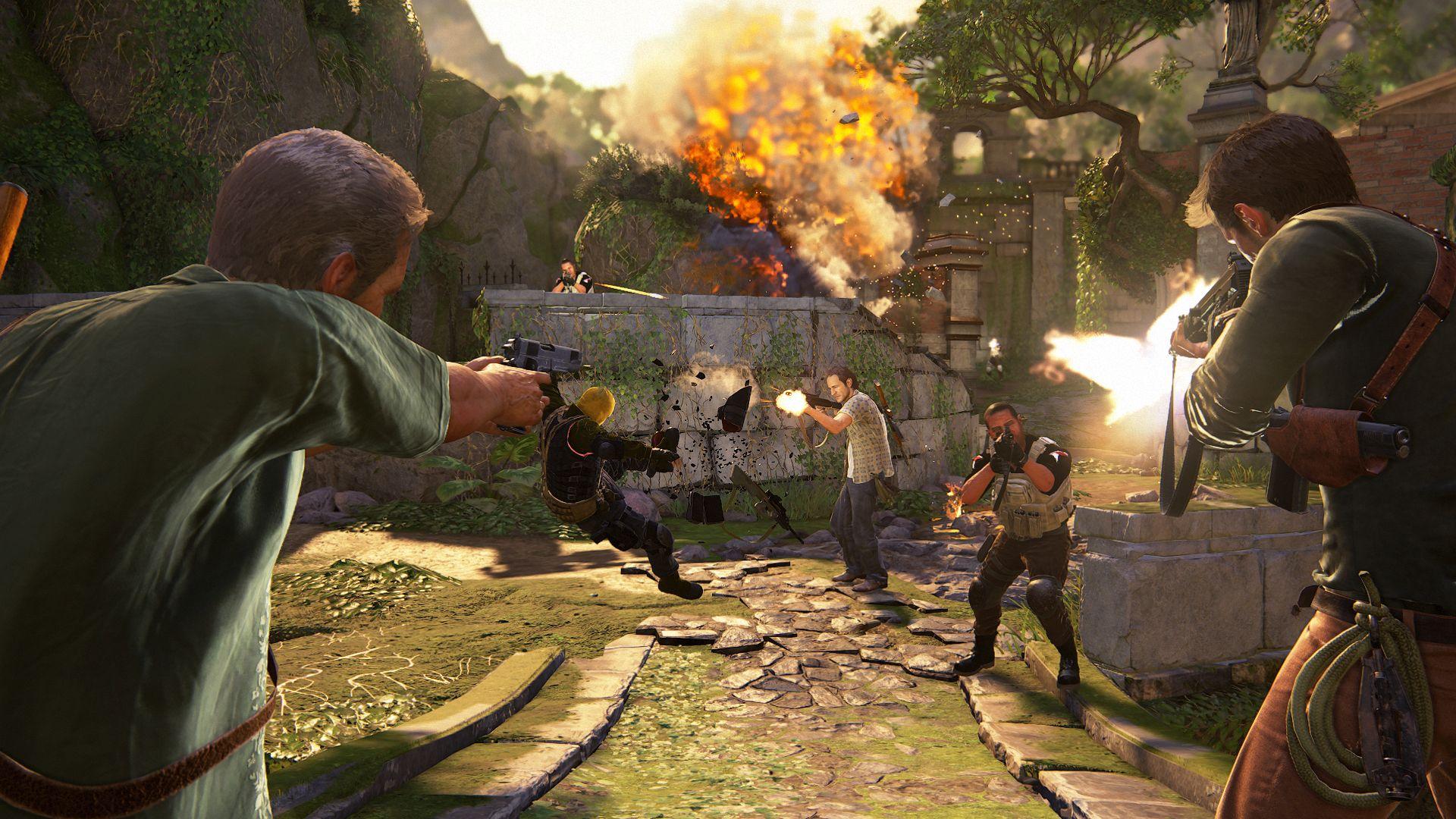 Uncharted 4: annunciata la Survival mode con un trailer