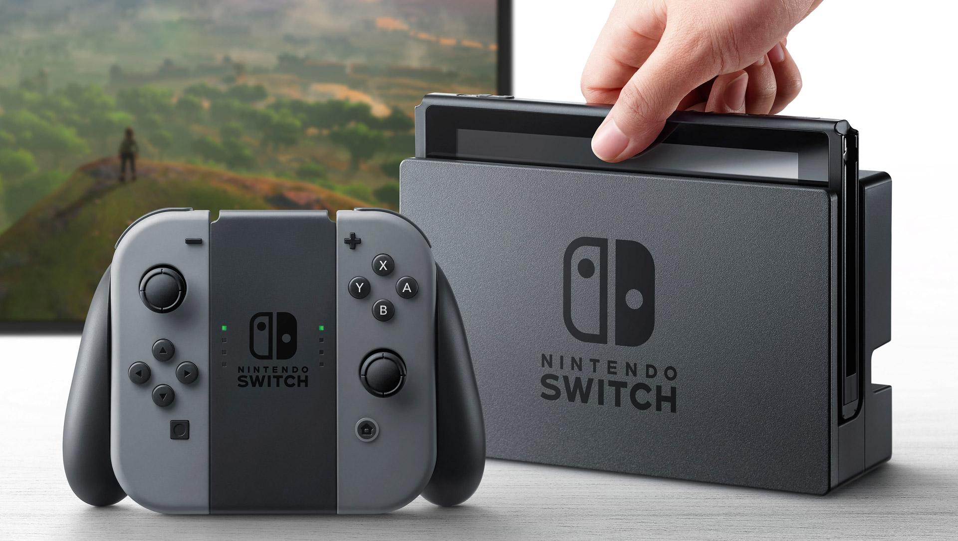 [Rumor] Nintendo Switch dock aggiuntivi disponibili solo dopo il lancio