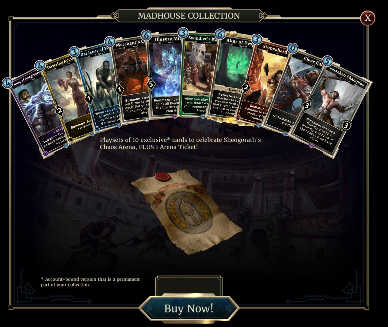 tes_legends_chaos_arena_madhouse_collection_1481193178