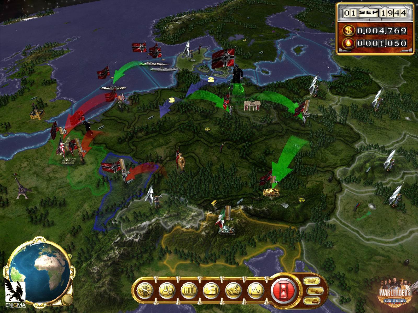 War Leaders: Clash of Nations di Enigma Software Productions fa parte dei giochi acquisiti da THQ Nordic