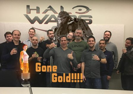Halo Wars 2 fase Gold