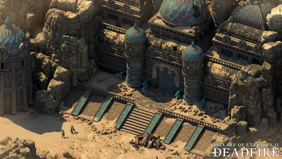 Pillars of Eternity II: Deadfire arriverà l''™8 maggio su Pc