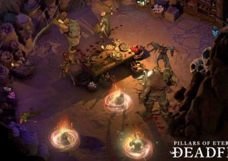 Pillars of eternity II deadfire 5