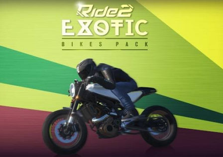 Ride 2 exotic bikes pack dlc