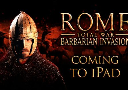 Rome Total War Barbarian Invasion iPad