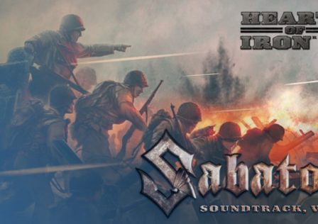 Sabaton Hearts of Iron