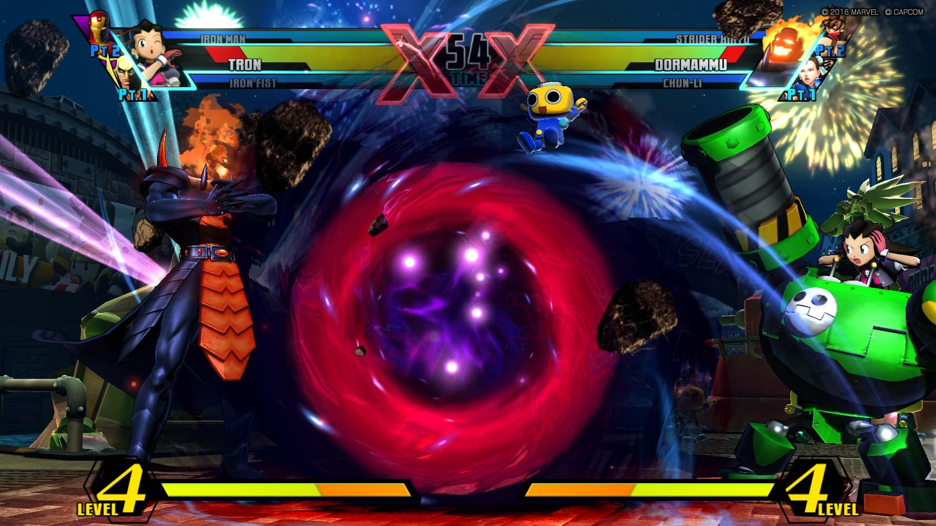 Ultimate Marvel vs Capcom 3 B