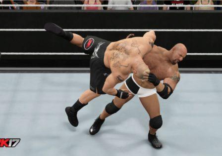WWE2K17 arriva il 7 febbraio su pc
