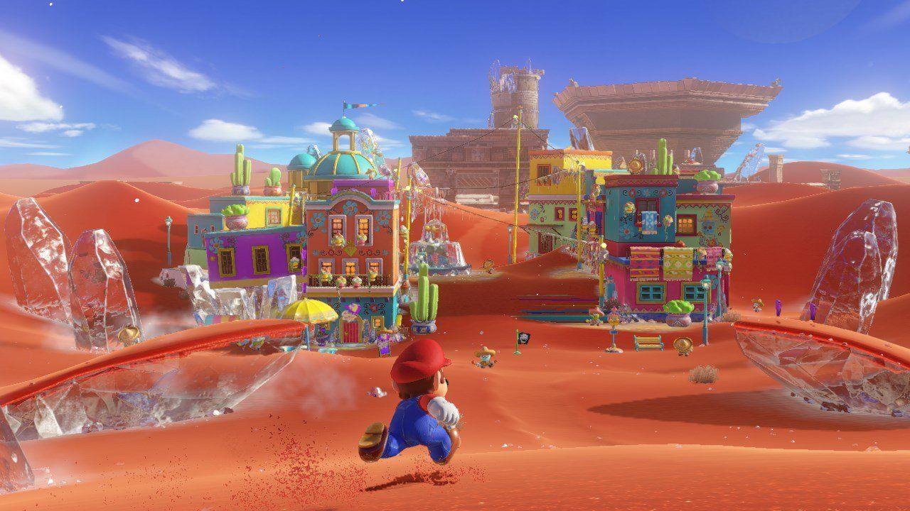Classifiche italiane, Super Mario Odyssey balza in vetta