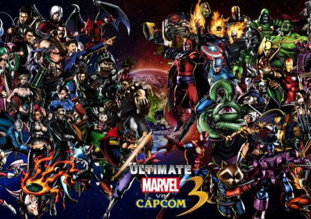 ultimate_marvel_vs_capcom_3_cast
