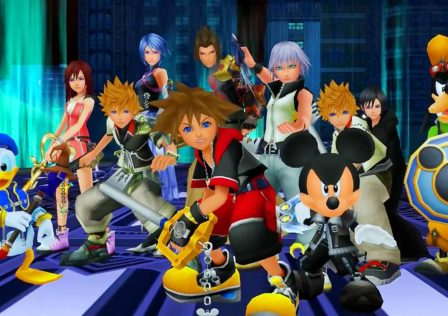 Kingdom Hearts HD 2.8 final champter