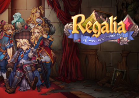 Regalia header