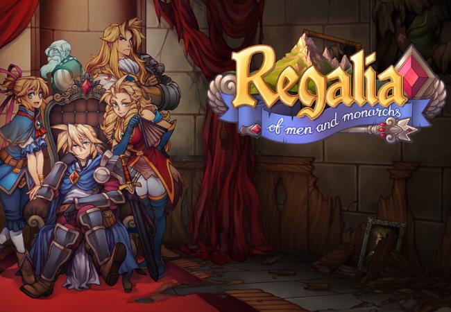 Regalia header