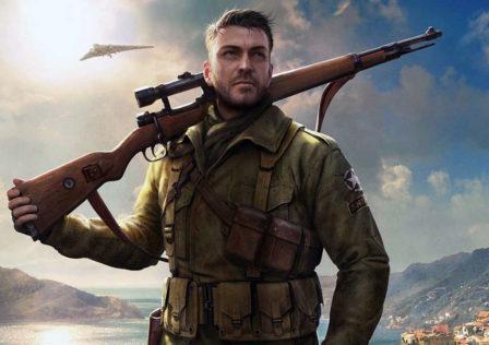 Sniper Elite 4 Head