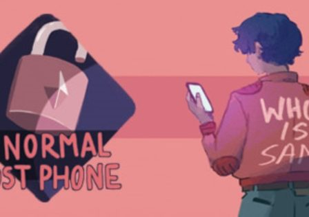 a normal lost phone header