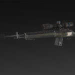 Ballance S-AR + silencer + extended magazine + NATO 6x, 8x, 10x scope