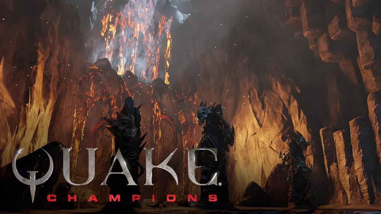 Burial Chamber Quake Champions