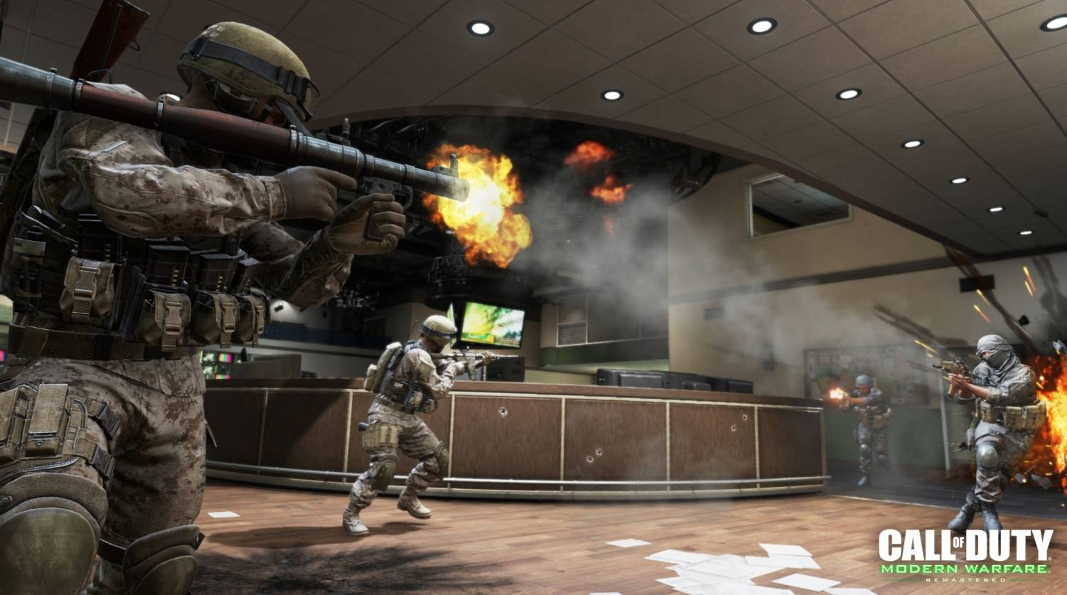 Call of Duty Modern Warfare Remastered_Variety Map Pack_Broadcast