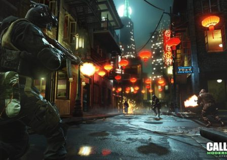 Call of Duty Modern Warfare Remastered_Variety Map Pack_Chinatown