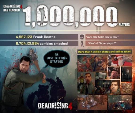 Dead Rising 4 infografica