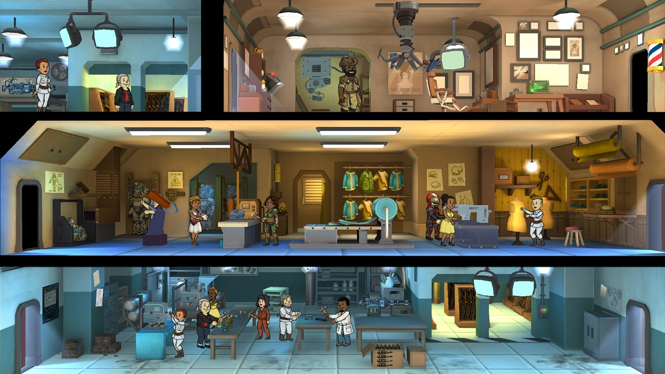 Fallout Shelter A