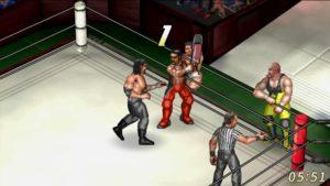 Fire Pro Wrestling World A
