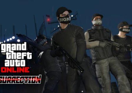 GTA Onlie Resurrection
