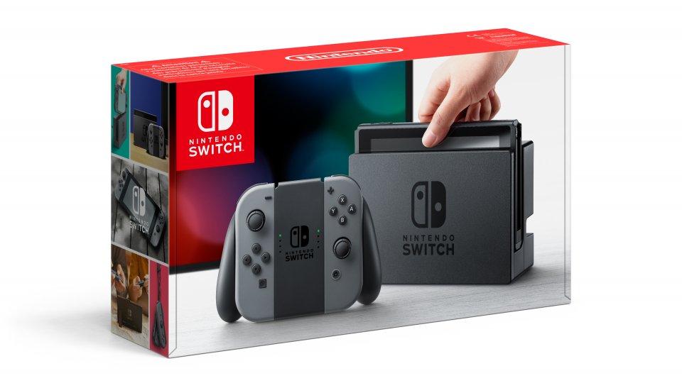 Nintendo Switch Confezione
