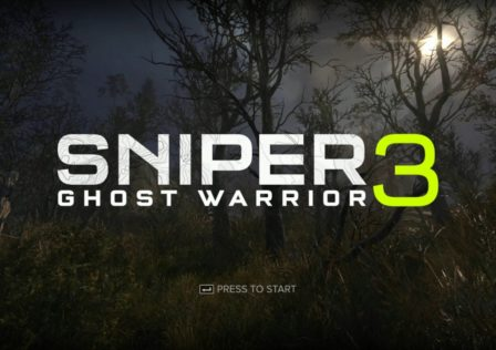 Sniper Ghost Warrior 3 A
