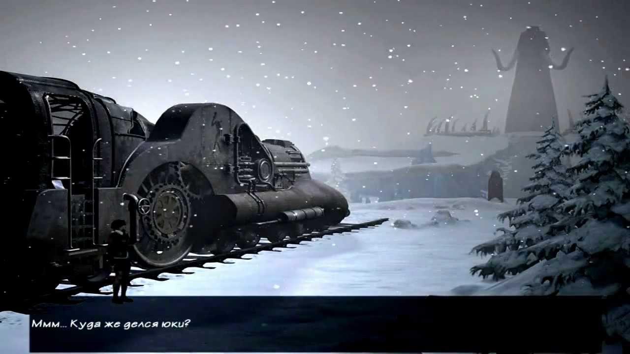Syberia 2 in game