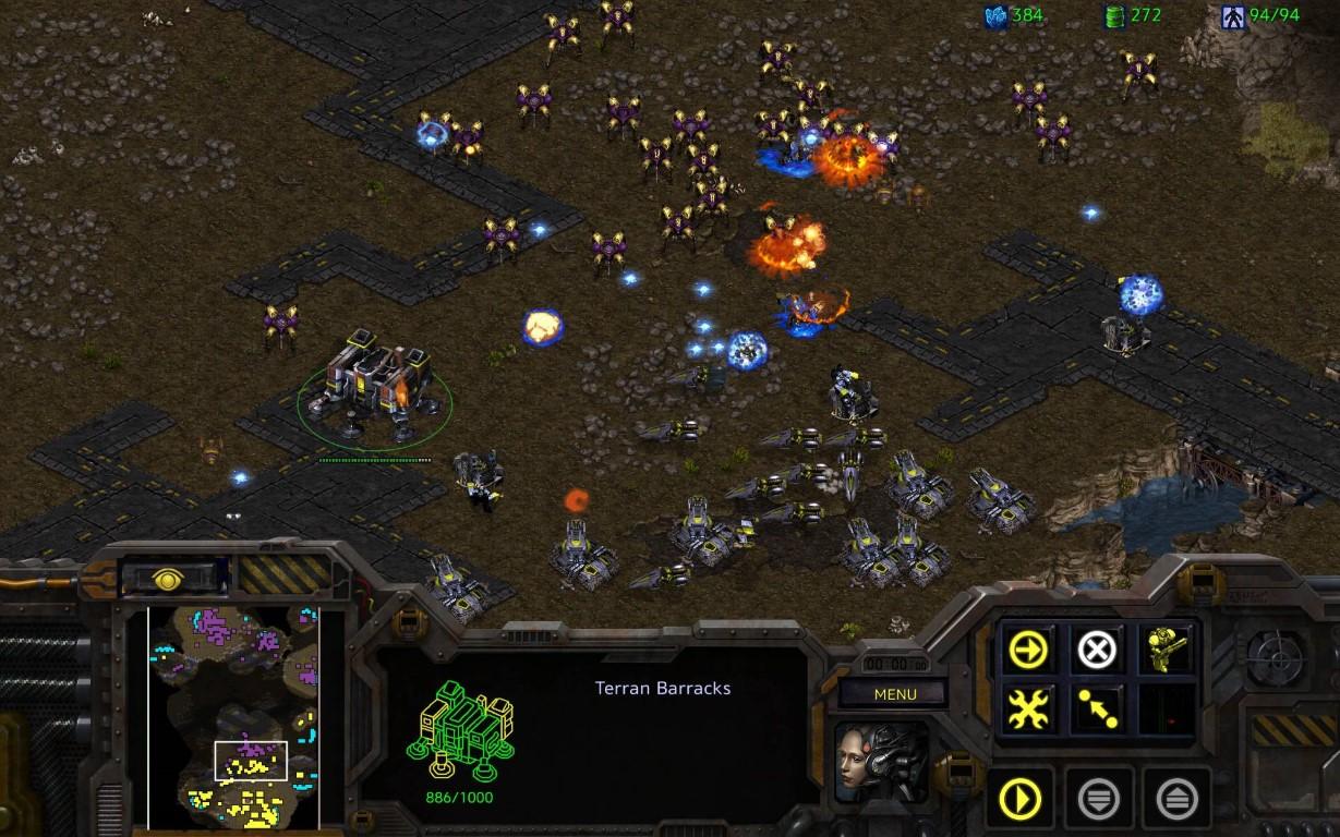 StarCraft Remastered arriva su PC quest'estate