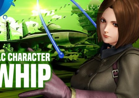 The King of Fighters XIV Whip