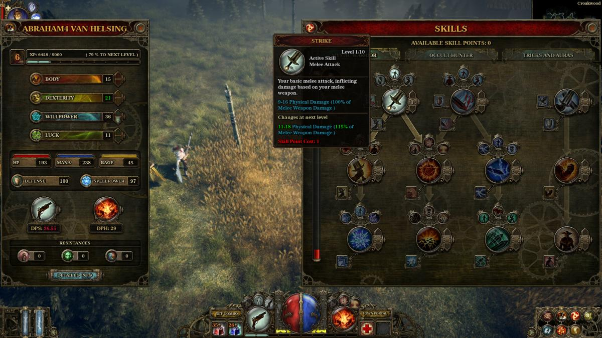the-incredible-adventures-of-van-helsing-extended-edition-screen-skill-tree-PS4
