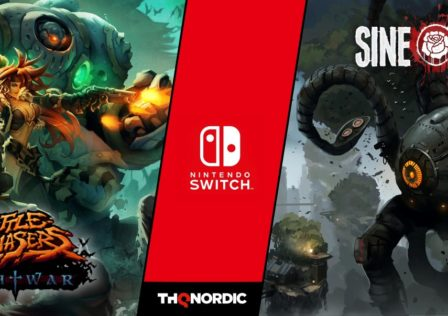 Battle Chasers Nightwar e Sine Mora Ex