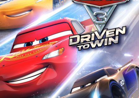 Cars3 Driven to Win KeyArt