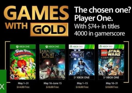 Games With Gold May 17