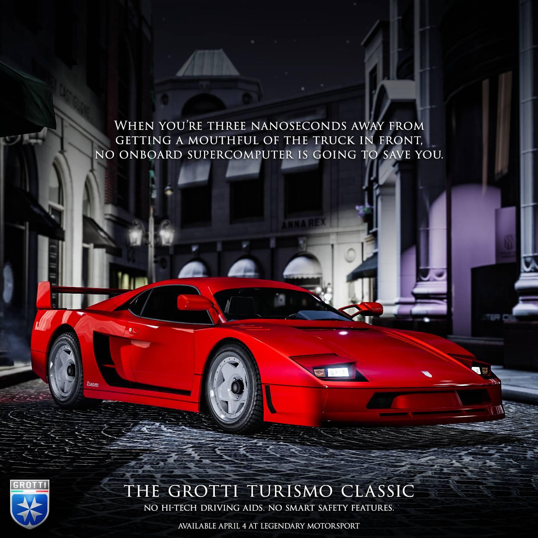 Grotti Turismo GTA Online
