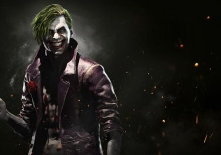 Injustice 2 Joker