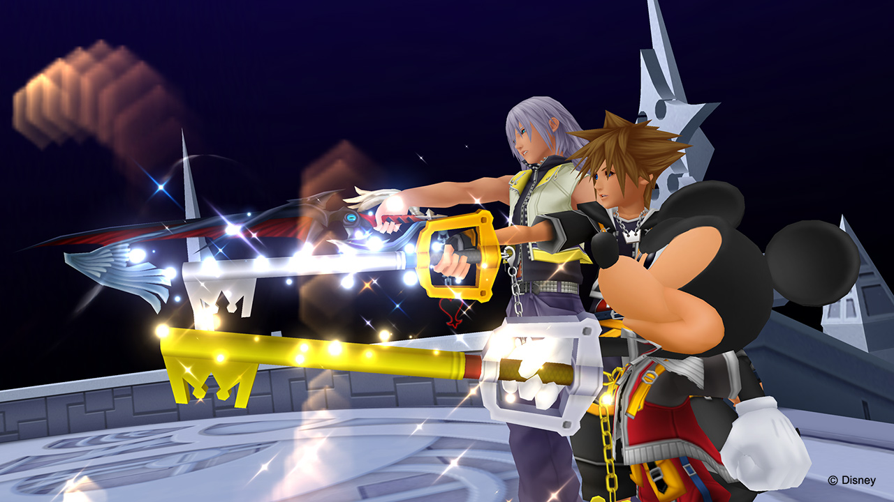 Kingdom Hearts HD 1.5 + 2.5 ReMIX A