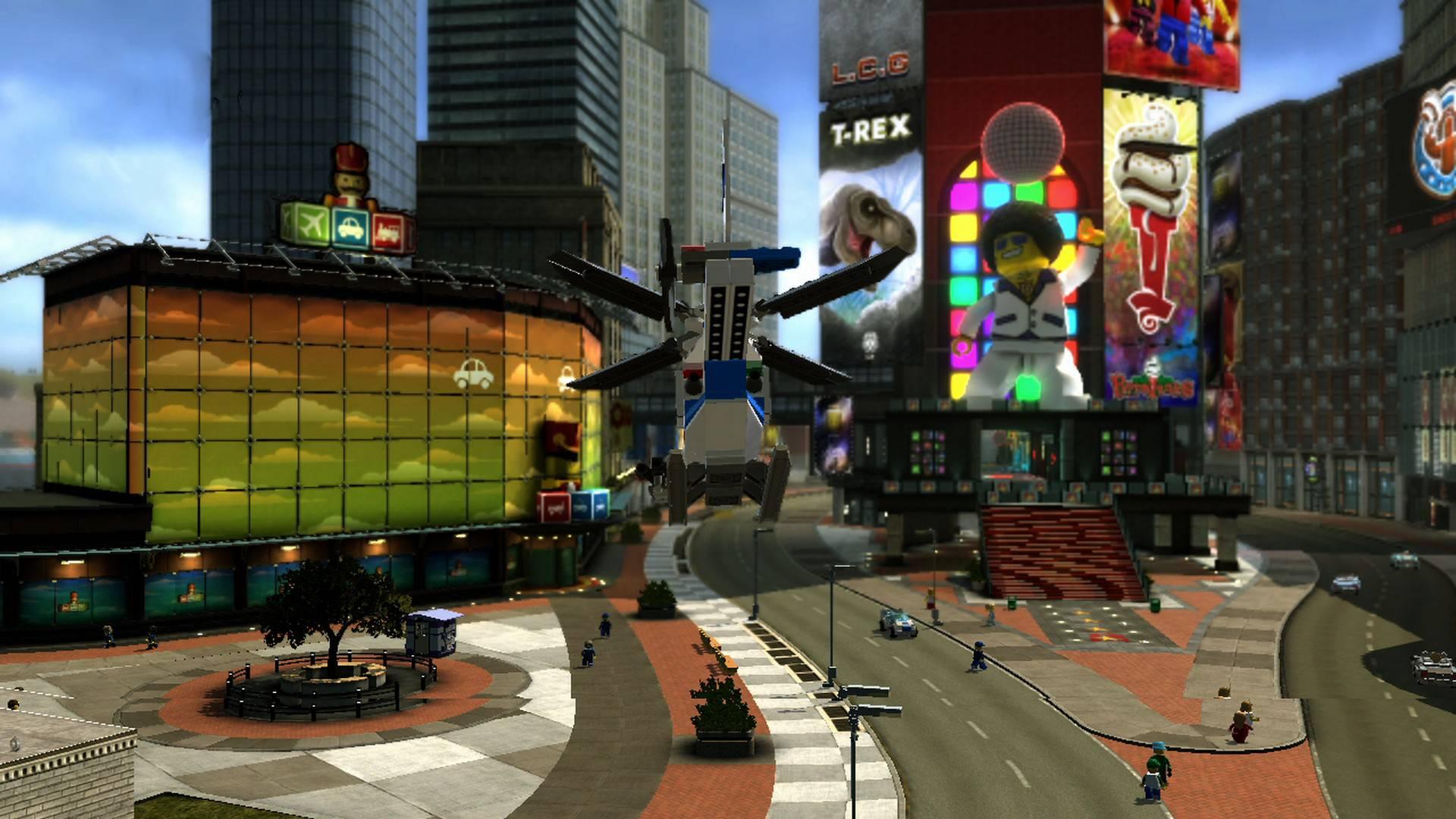 Lego City Undercover B