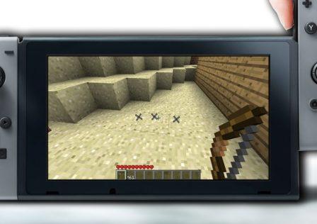 MinecraftSwitch
