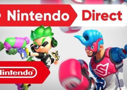 Nintendo Direct 13 aprile 17