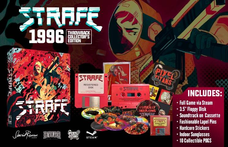 STRAFE - Special Reserve PC